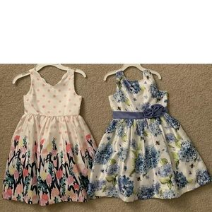 Gymboree Girl Dresses Bundle Any Occasion Size 5